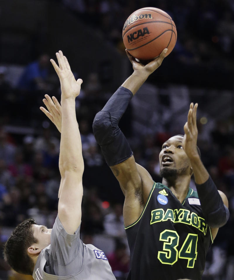 Baylor shuts down McDermott and Creighton, 85-55