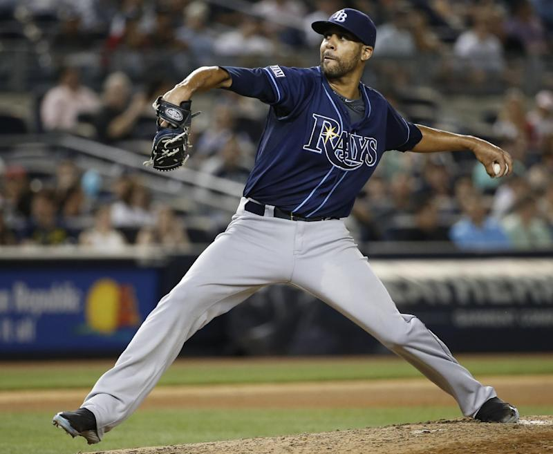 Price, Rays beat Yankees 2-1 for 4th straight win
