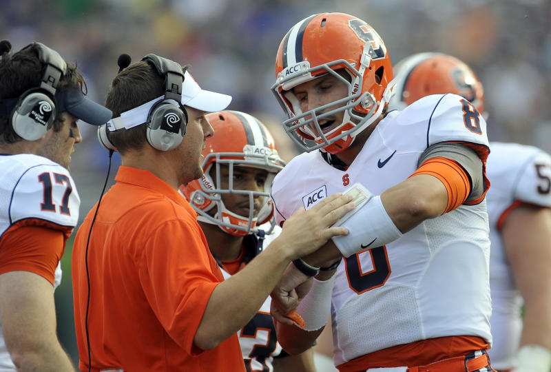 Syracuse's Shafer down but not out after 2 losses