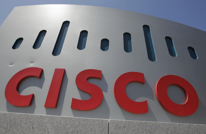 Cisco to lay off 5500 workers, earnings beat expectations