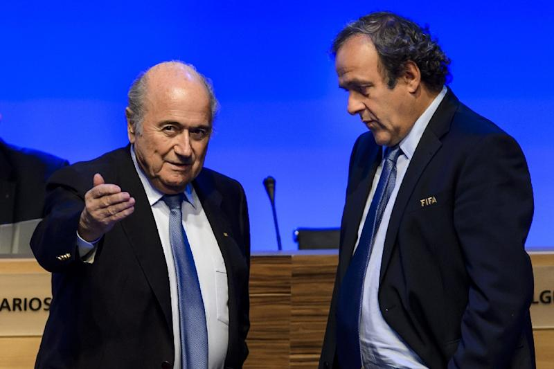 Sepp Blatter and Michel Platini met their downfall with a mysterious 2 mn Swiss francs transfer in 2011 from the FIFA president to his deputy