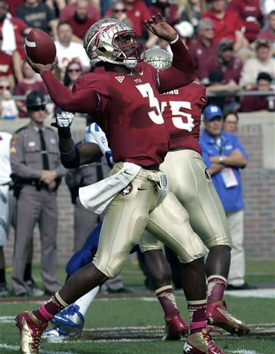 No. 11 Florida State rolls to 48-7 win over Duke