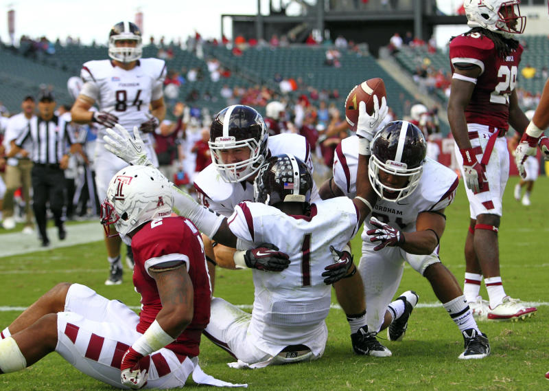 Unbeaten Fordham flourishes with homegrown coach