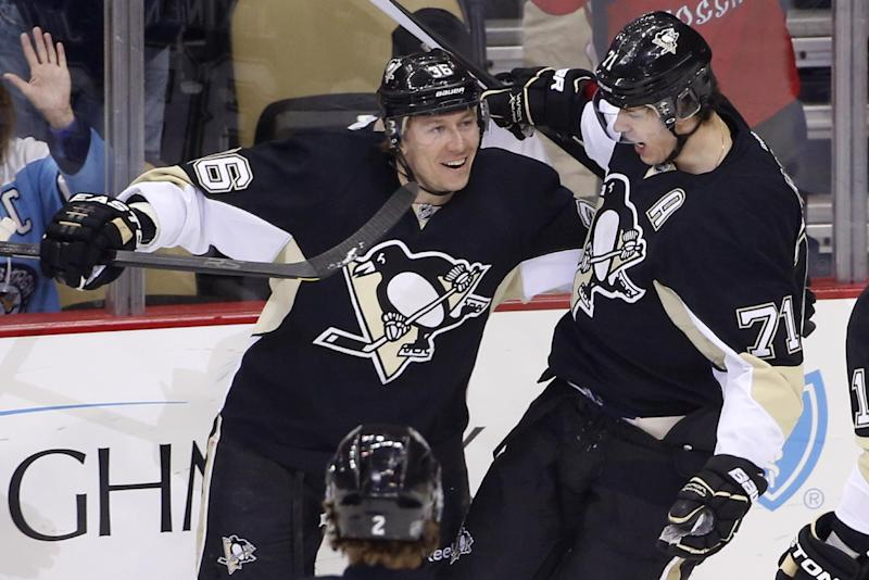 Penguins bounce back, beat Canadiens 5-1