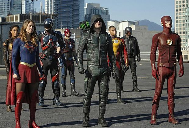 The CW's DC Comics 'Invasion!' Crossover Is Getting Closer