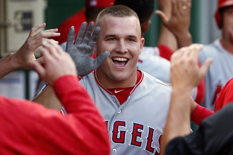 Mike Trout is the most marketable player in baseball. More