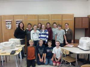 Students Learn Money Management Skills From Local Credit Union