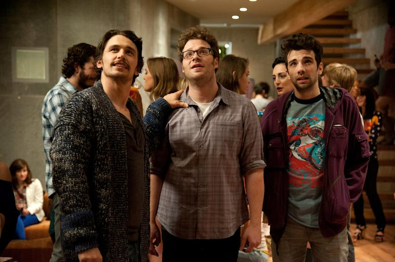 Seth Rogen on reshooting 'This Is the End' finale