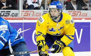 Filip Forsberg could go as high as second overall in the 2012 draft