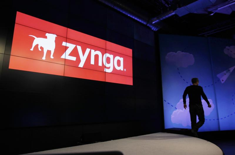 Zynga posts 3Q loss, shares jump after-hours
