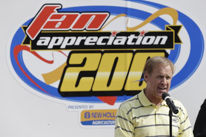 NASCAR buys Iowa Speedway east of Des Moines