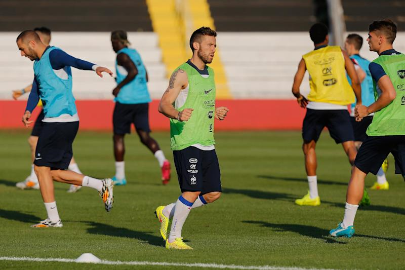France hopeful Cabaye will be fit to face Swiss