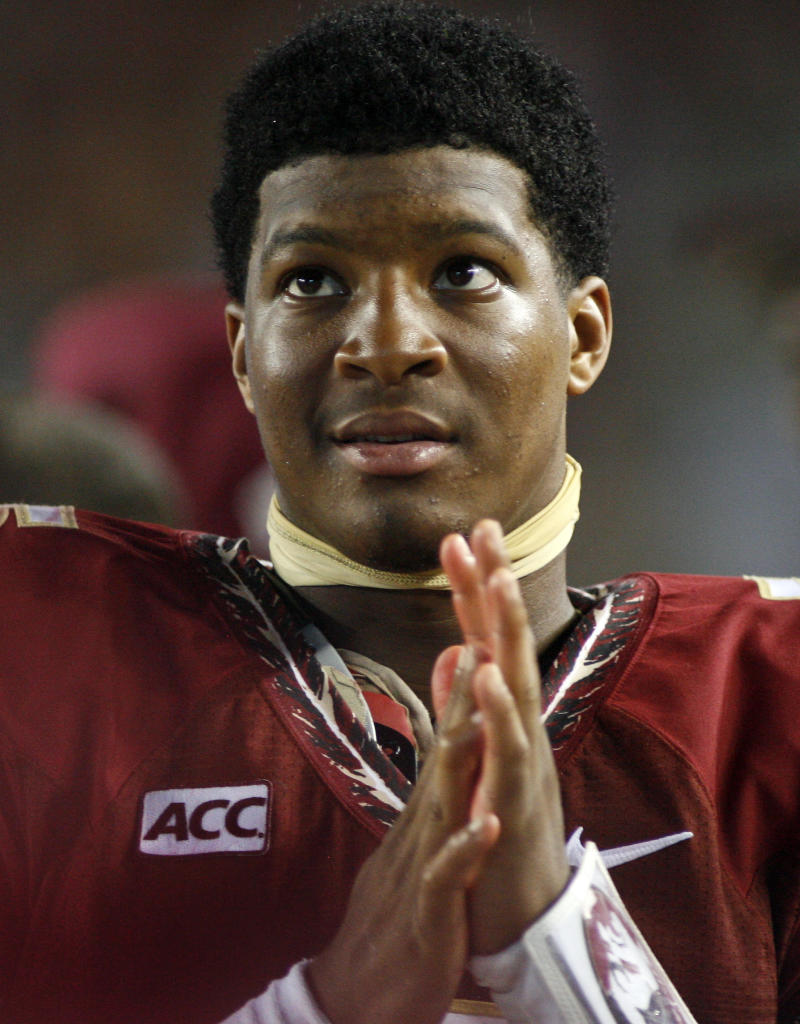 Coach: Winston showed no stress from investigation