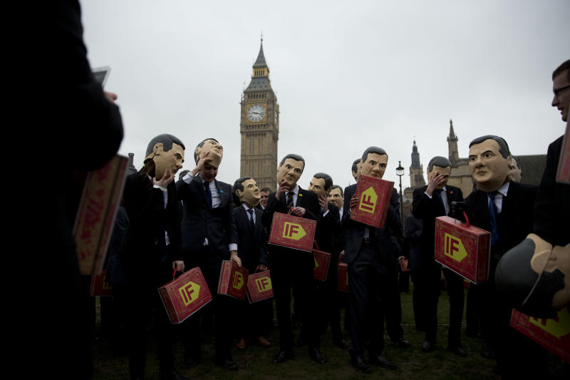 UK to deliver another austere budget
