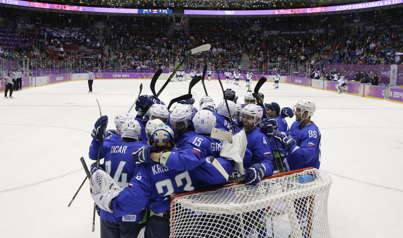 Slovenia F Kovacevic suspended for hit on Kopecky