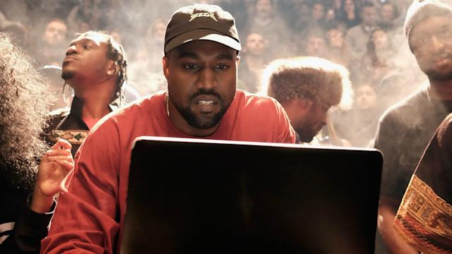 Kanye West joins Instagram, calls his account 'art'