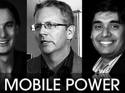 The Mobile Power List 2012