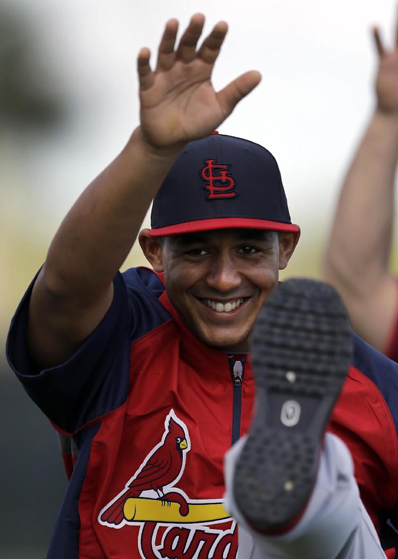 Cardinals try to build off World Series loss