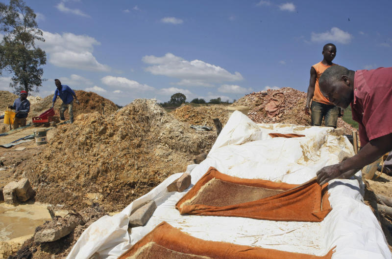 Illegal gold mining in South Africa brings hope