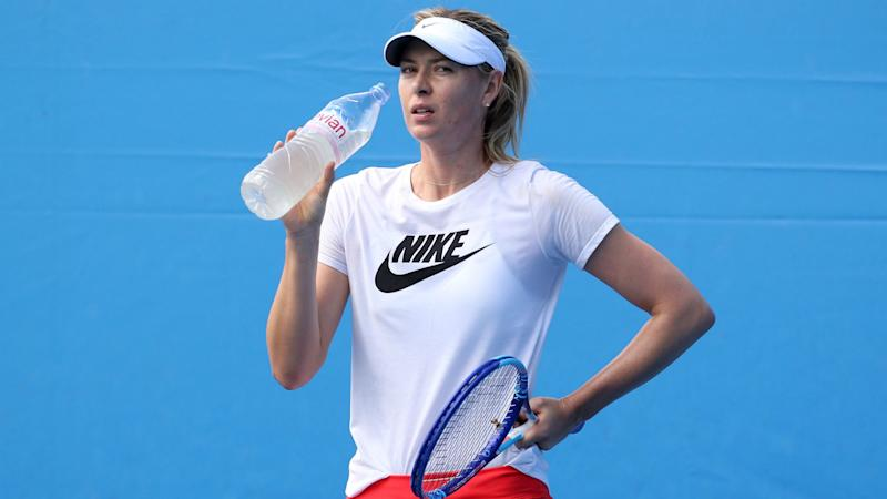 Maria Sharapova entry 'disrespectful' says Caroline Wozniacki