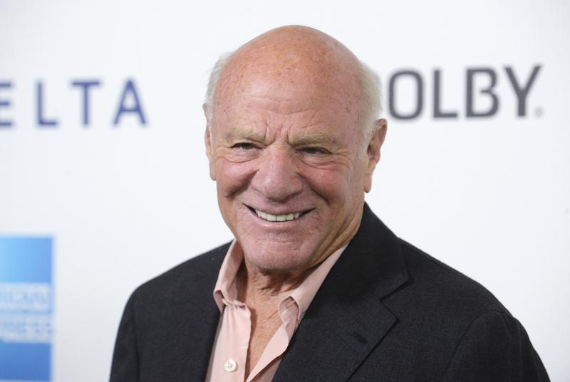 """Media tycoon Barry Diller attends the performance of """"One Night Only"""" benefiting the Motion Picture and Television Fund in Los Angeles"""