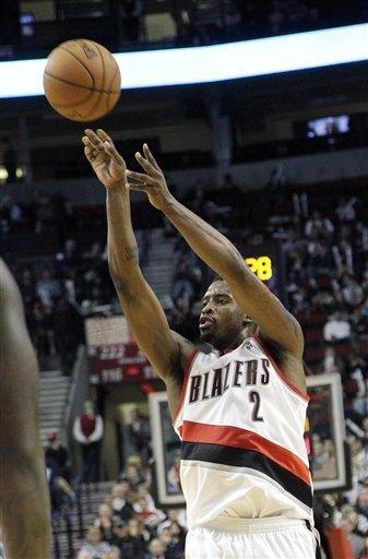 Trail Blazers upend Nuggets 97-80