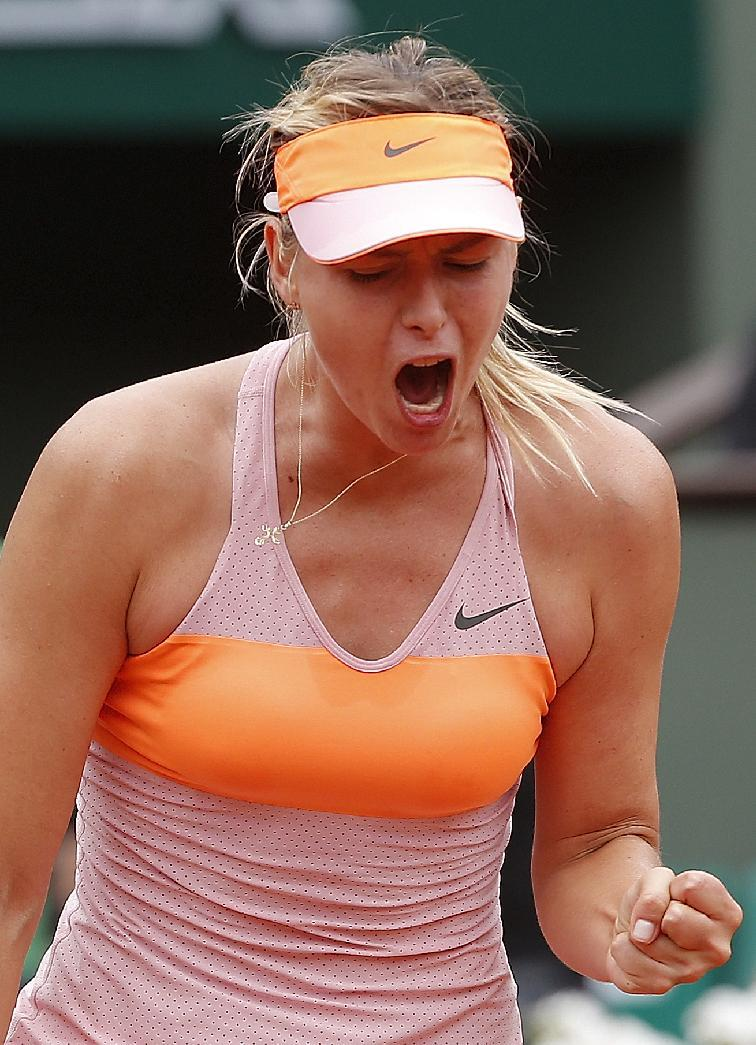 French Open Watch: Keeping those sponsors happy
