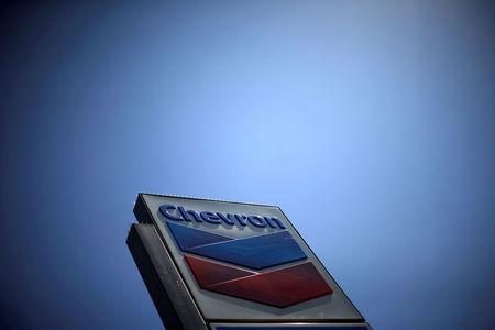 Chevron shares jump about 2% on strong earnings beat