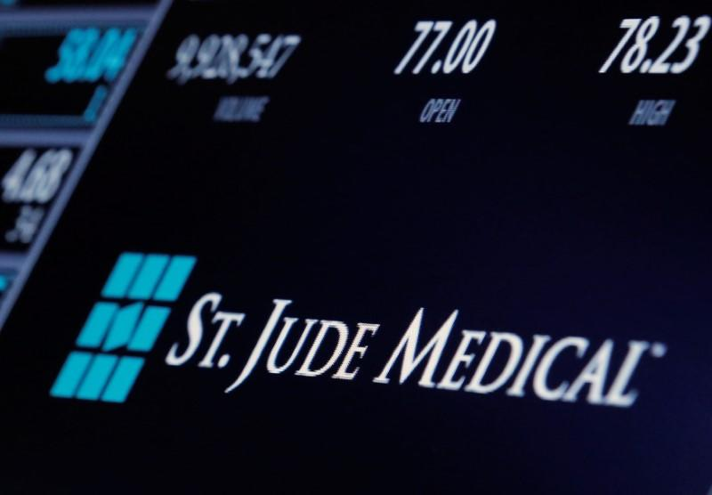 St. Jude releases cyber updates for heart devices after U.S. probe