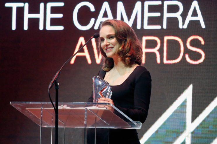 Natalie Portman To Receive Desert Palm Achievement Award