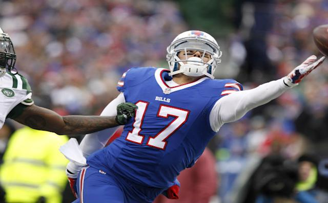 Rex Ryan not optimistic about Sammy Watkins' status vs. Cardinals