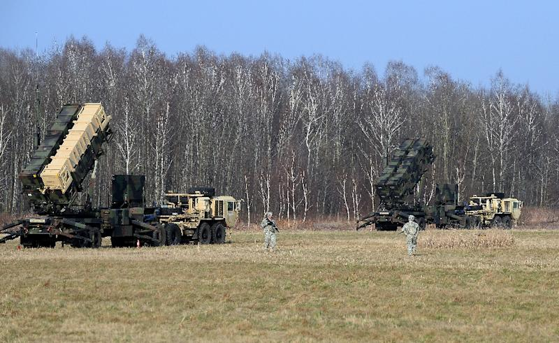 Poland to seek US OK for $5 billion missile deal with Raytheon