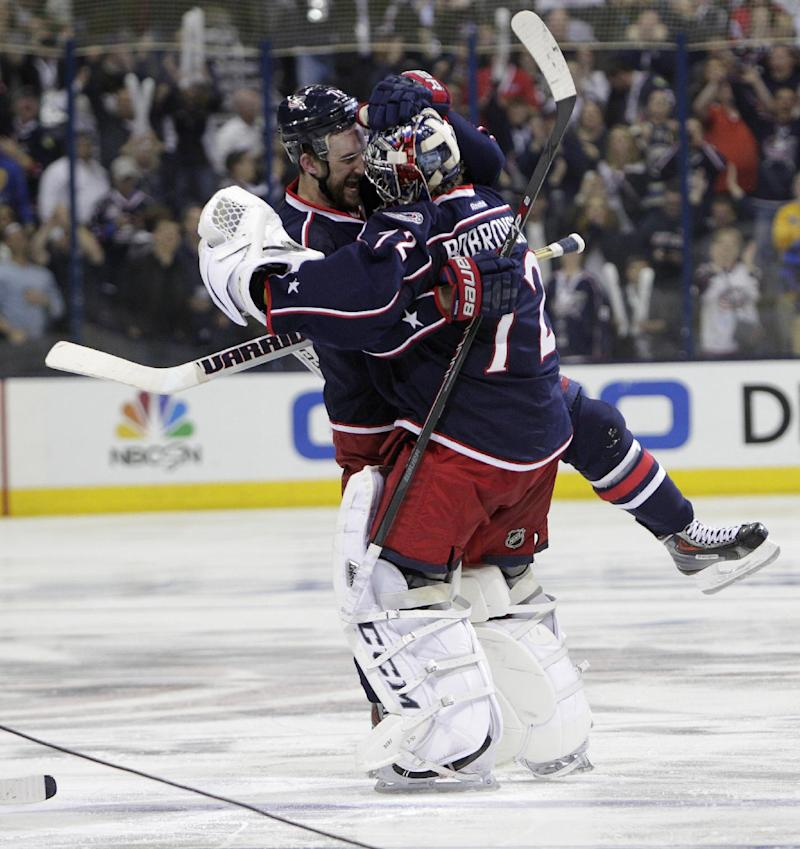 Young CBJ feel they're headed in right direction