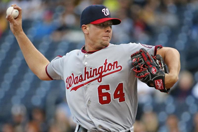 Nationals waste chances in 3-1 loss to Pirates