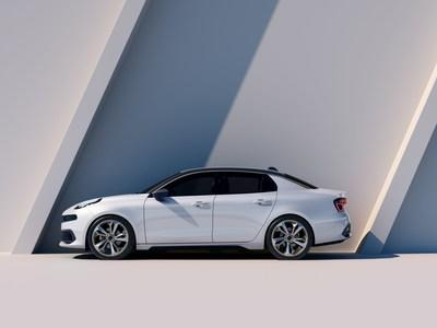Lynk & Co to Show 03 Concept Sedan in Shanghai