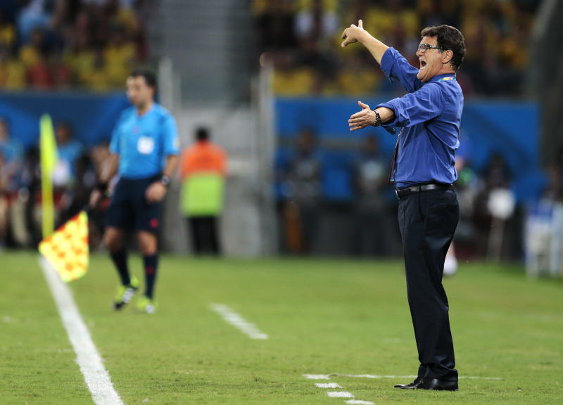 Luck no friend to Capello at World Cup