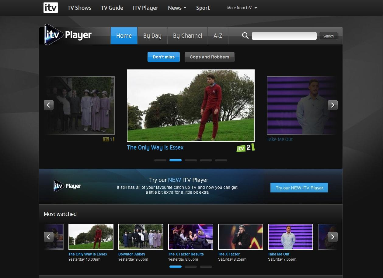 Tech toys to watch in 2013: ITV
