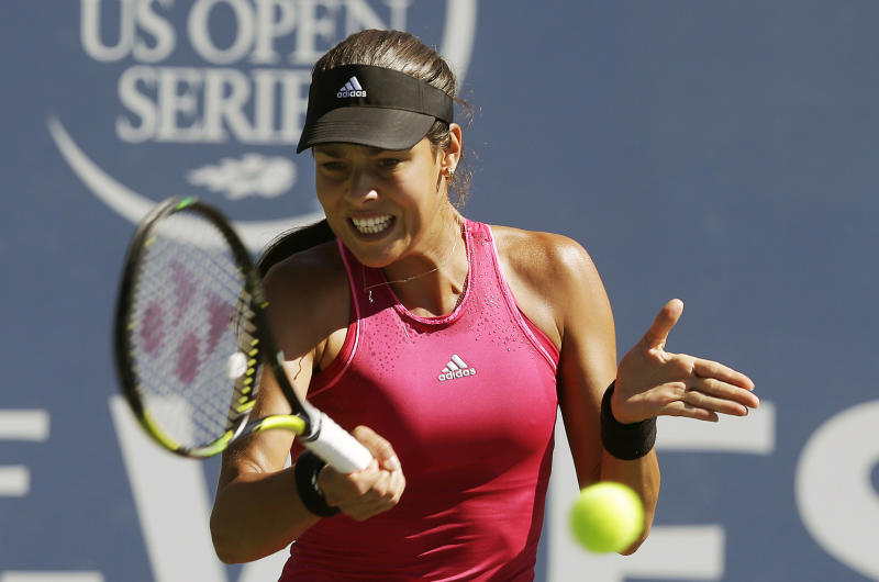 Williams, Ivanovic reach Bank of West quarters