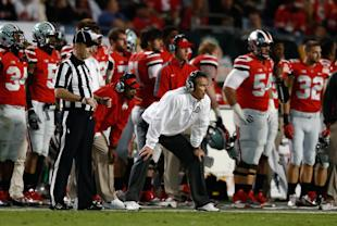 The Buckeyes haven't lost at home to Michigan since 2000. (USA Today)
