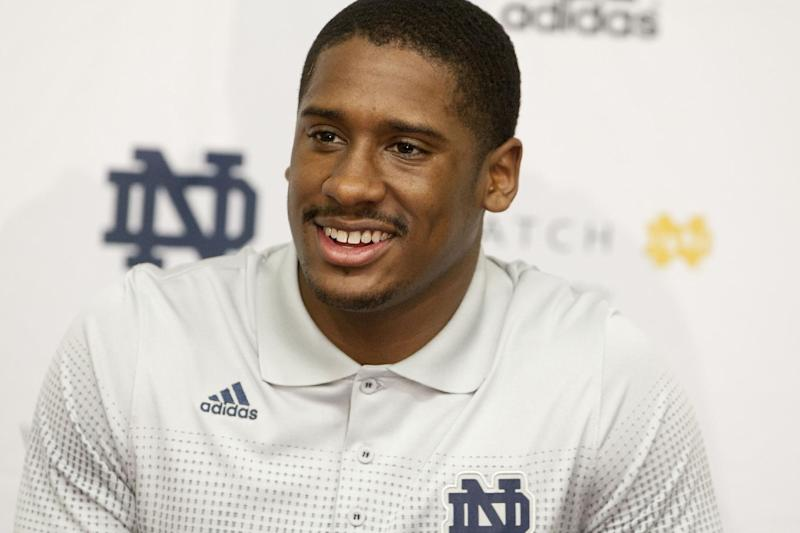 Golson ready to lead Irish after missing 2013