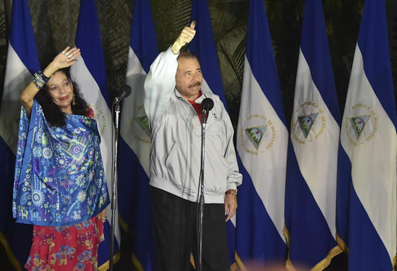 Nicaragua: President Ortega on course for third term