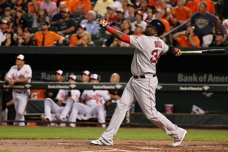 Ortiz, Bradley HRs carry surging Red Sox past Orioles 5-2