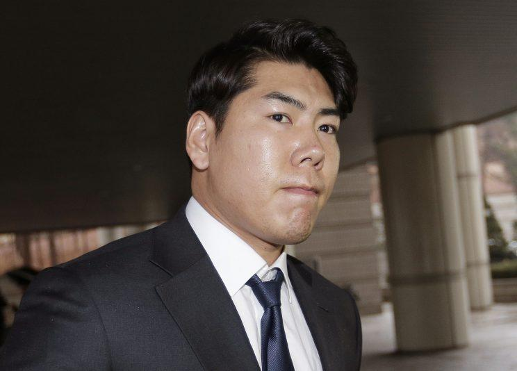 Jung Ho Kang denied visa to enter United States