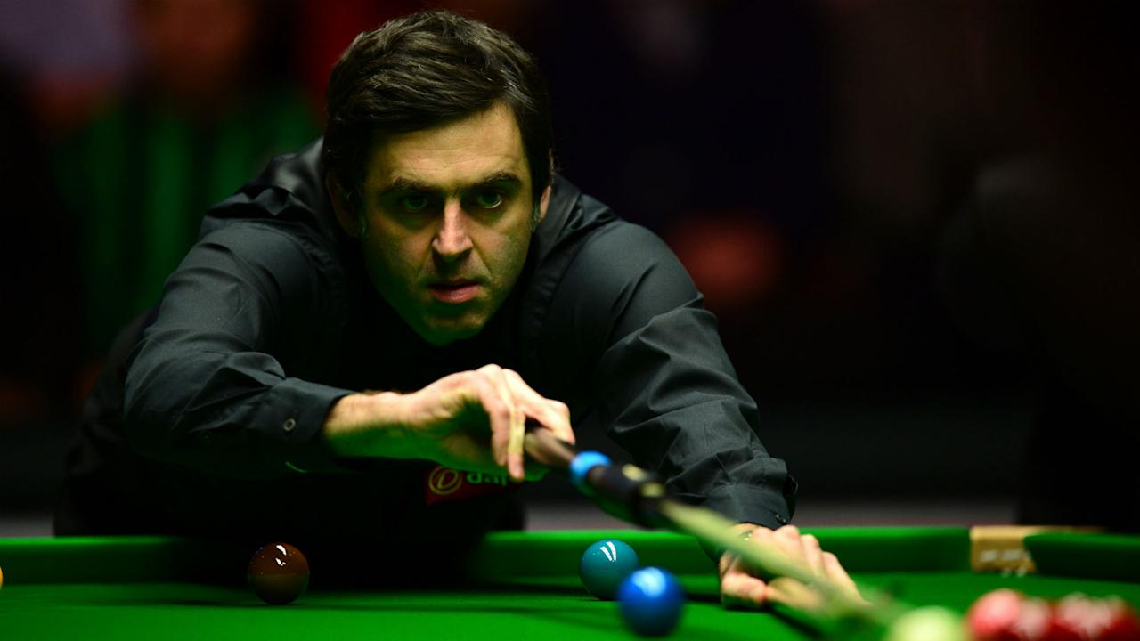 Ronnie O'Sullivan is taking inspiration from Lionel Messi, Roger Federer and Tiger Woods in his quest to remain snooker's great entertainer.