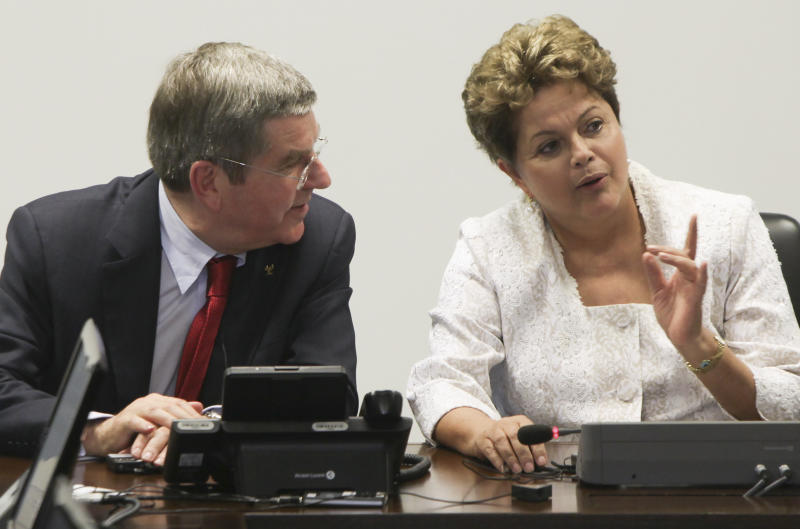 Rio Olympics operating budget rises by 27 percent