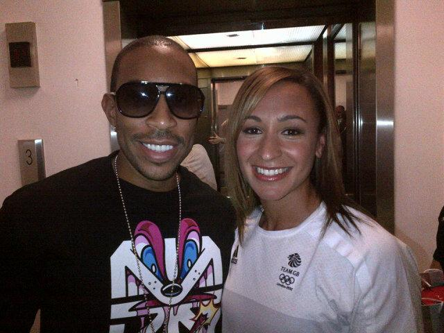 Just met Ludacris on Beat TV what a lovely man!‏@J_Ennis