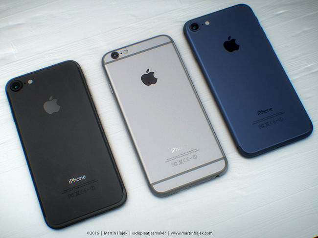 IPhone 7 leak reveals a surprise
