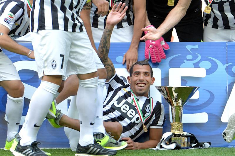 Juventus finishes with win; Osasuna relegated