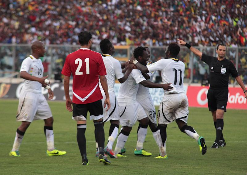 Egypt FA to meet over Ghana loss