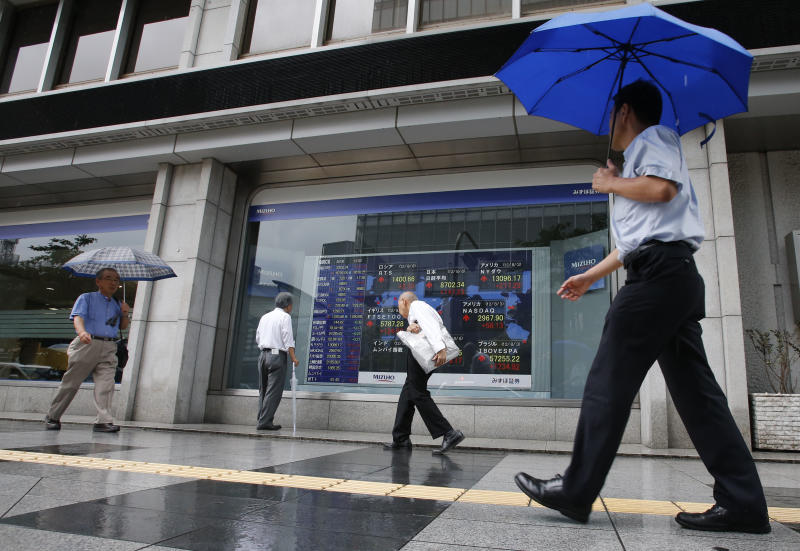 Asian stocks up thanks to investor optimism